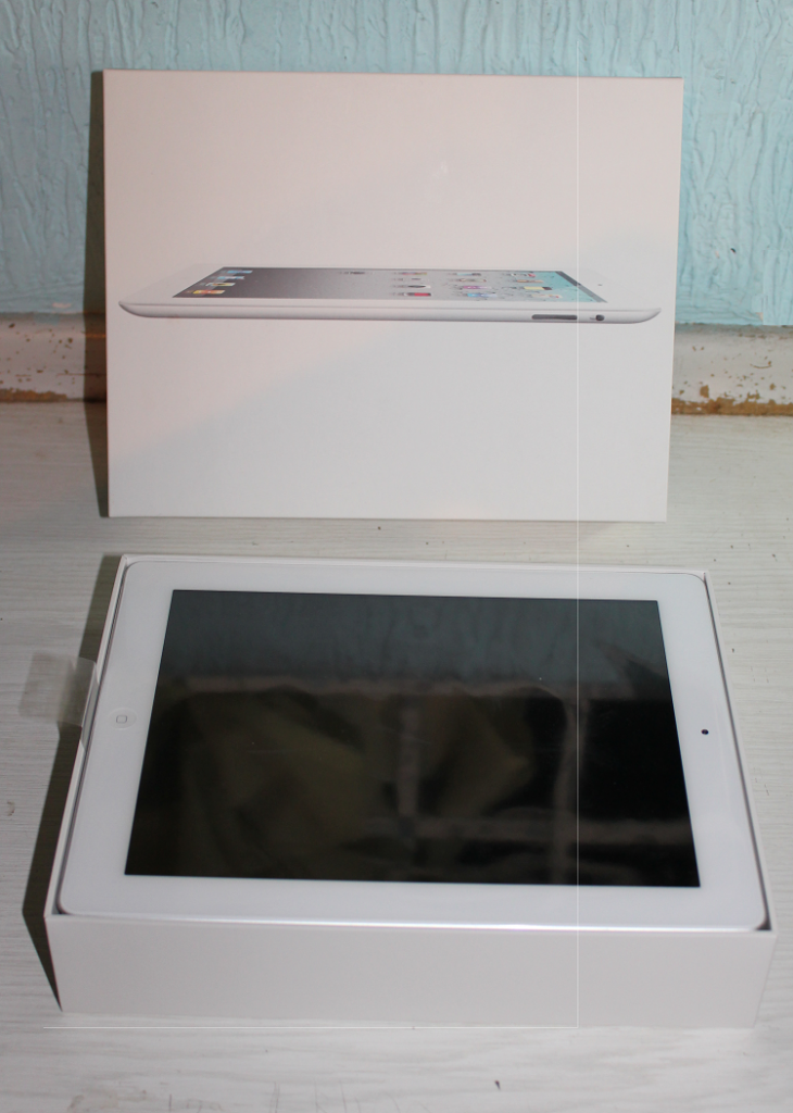 iPad 2 Open Box
